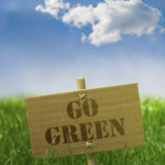 Go green