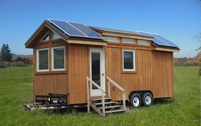 GenPro Energy's Tiny Home
