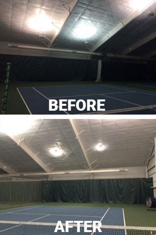 Tennis Center of the Black Hills