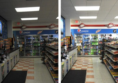 BJ's Country Store LED Lighting Upgrade