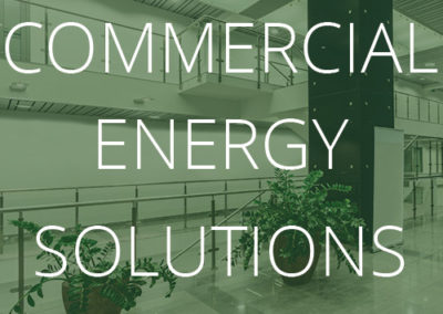 Commercial Energy Solutions