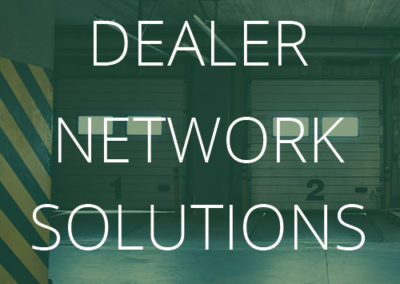 Dealer Network Solutions