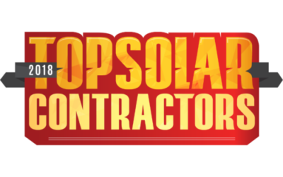 GenPro Energy Recognized as a 2018 Top Solar Engineering, Procurement, and Construction